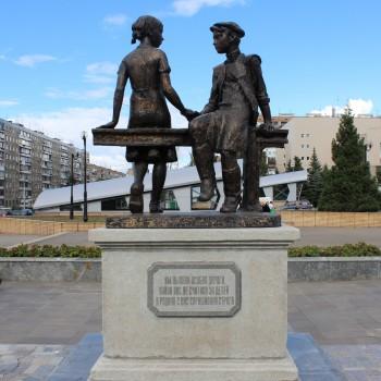 Памятники самары и их история памятники в липецке цены цена  без посредников